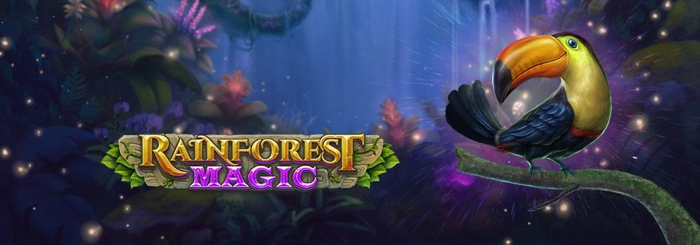 Rainforest Magic, Play'n Go
