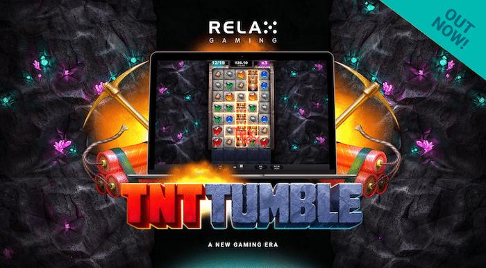 Peliuutuus TNT Tumble Relax Gamingilta