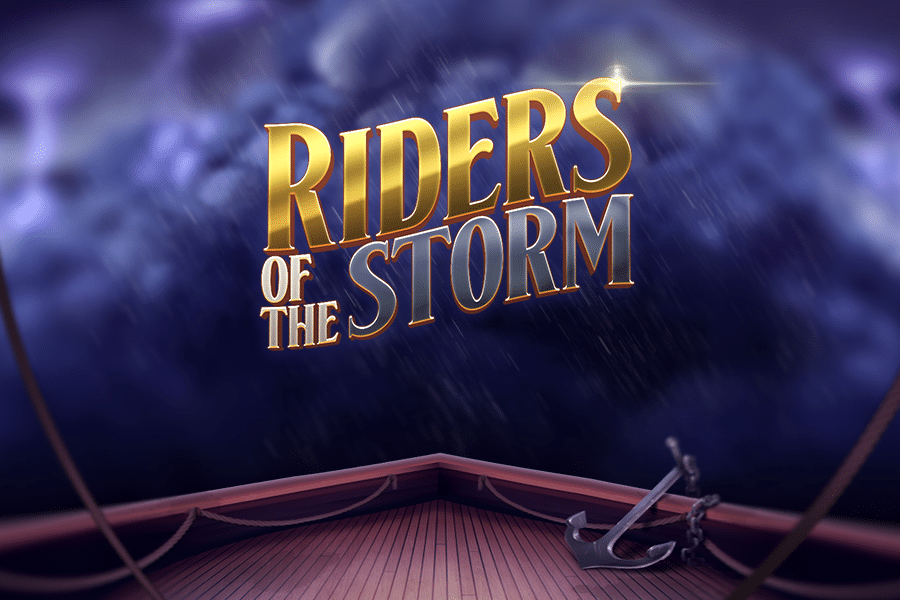 Riders Of The Storm, Thunderkick