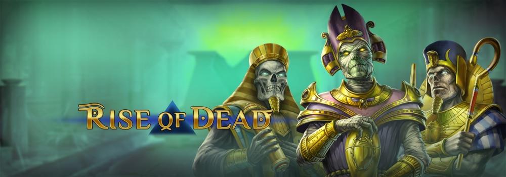 Rise Of Dead, Play'n Go