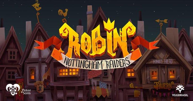 Esittelyssä Yggdrasilin uutuuspelit 12 Trojan Mysteries & Robin – Nottingham Raiders