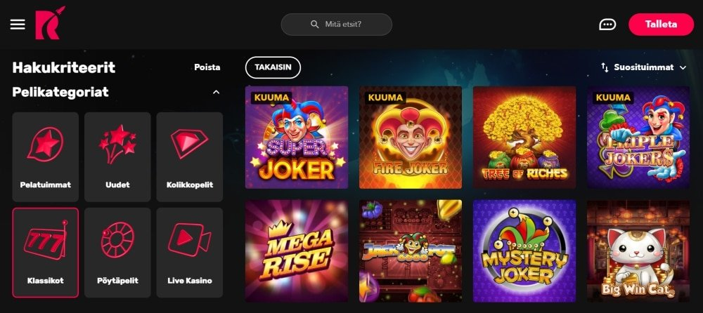 Play casino roulette for free