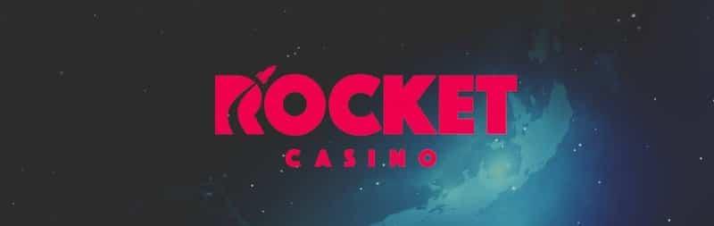 Suosikkikasino Rocket Casino uudistuu – tsekkaa uusi bonus!