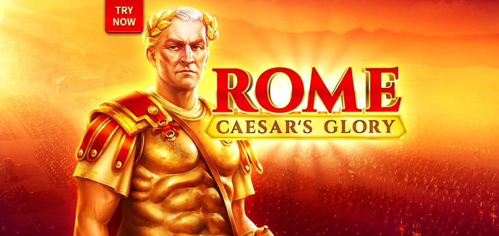 Rome Caesar's Glory, Playson