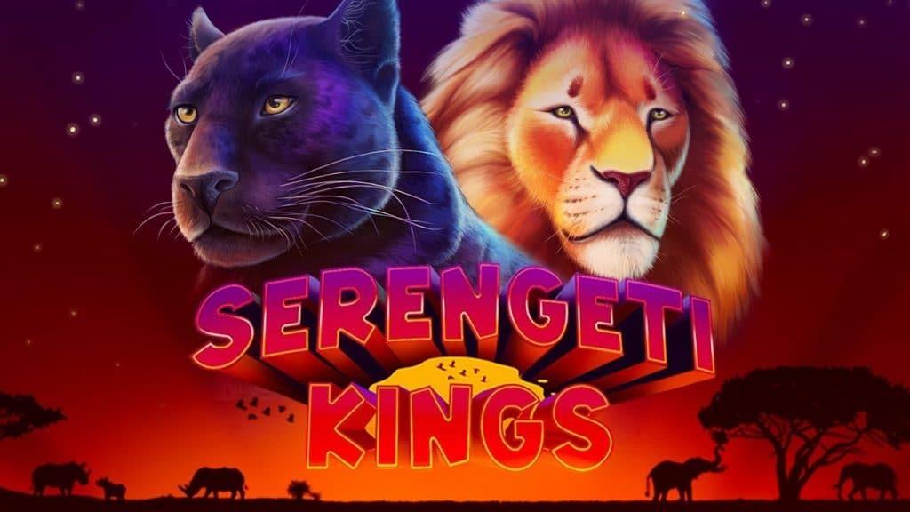 Serengeti Kings, Netent