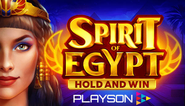 Playsonin uutuudet Eagle Power Hold and Win & Spirit of Egypt Hold and Win