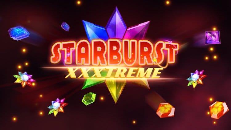 NetEntiltä hauska uutuuspeli Starburst XXXTreme