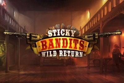 Sticky Bandits Wild Return, Quickspin