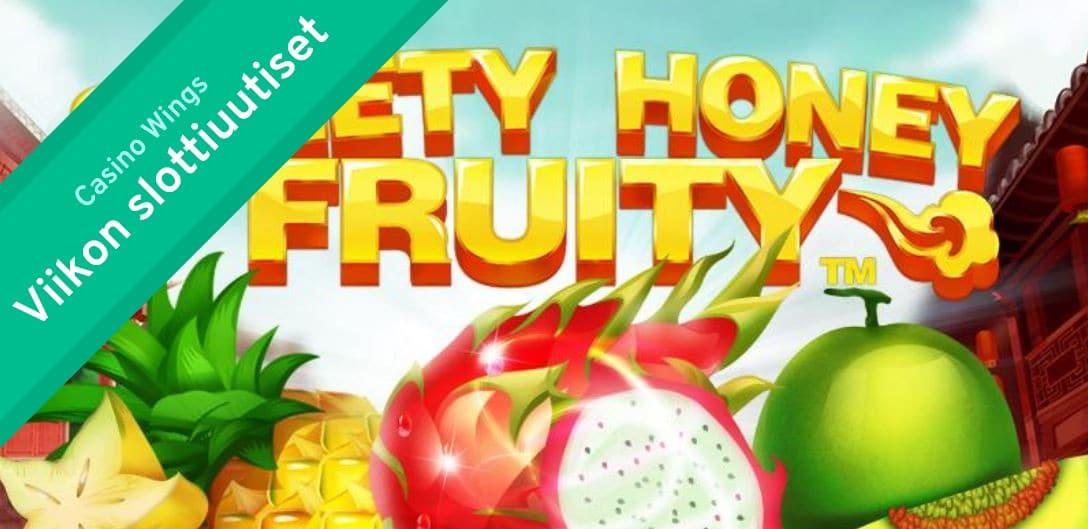 Viikon slottiuutiset: lohikäärmeitä, rahaa ja maukkaita hedelmiä