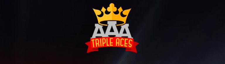Triple Aces lanseeraa suomenkieliset sivut