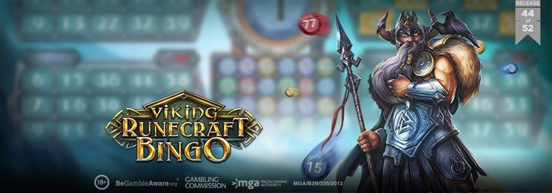Rise of Athena & Viking Runecraft Bingo
