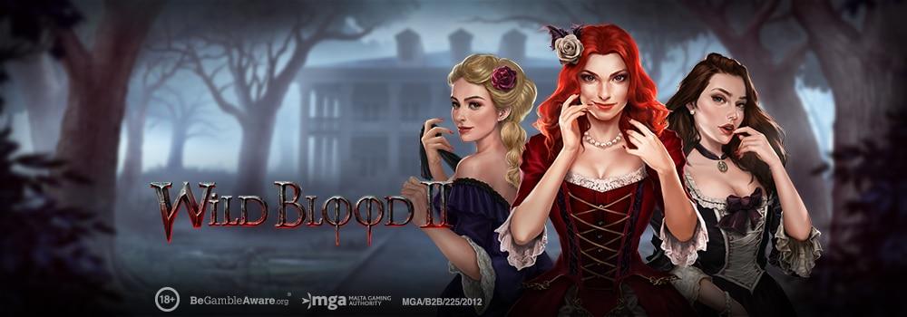 Wild Blood Ii, Play'n Go