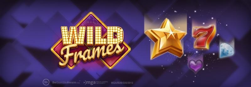 Joulukuun uutuus Play'n GO:lta – Wild Frames