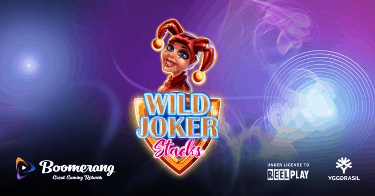 Yggdrasilin uutuusjulkaisu: Wild Joker Stacks