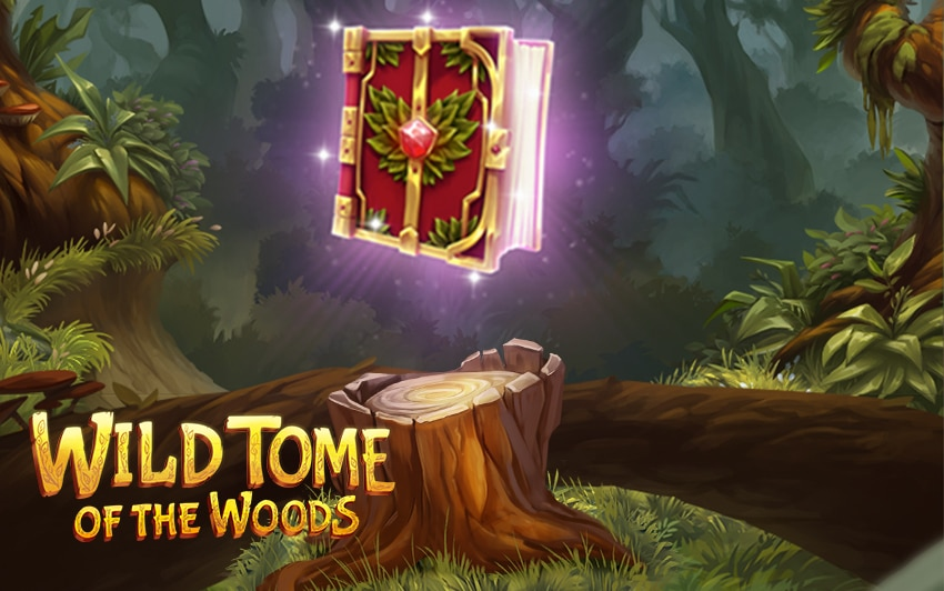 Wild Tome Of The Woods, Quickspin