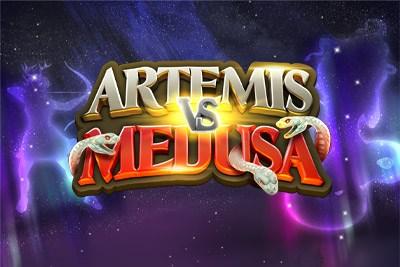 Artemis Vs Medusa Slot By Quickspin Logo