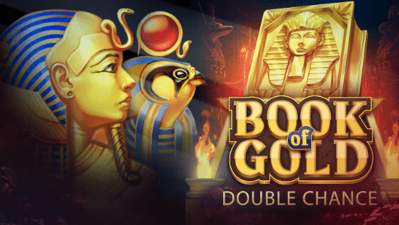 Book of Gold: Double Chance Playson