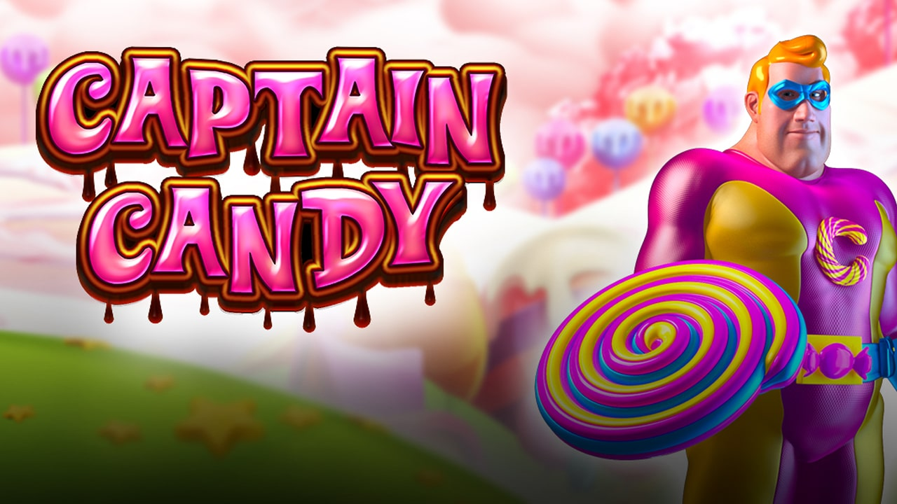 Captain Candy, GameArt