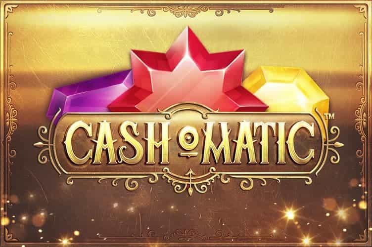 Cash-O-Matic, NetEnt