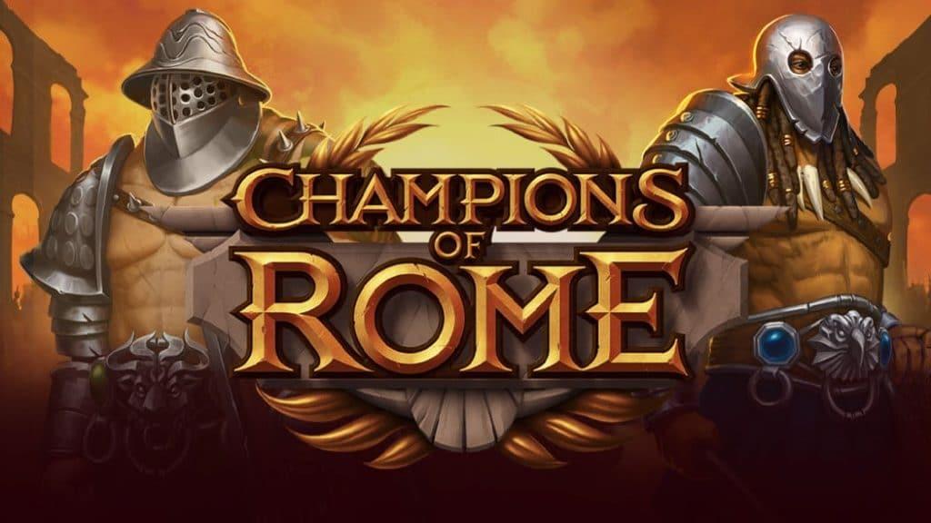 Viikon slottiuutiset: Gladiaattoreita, karnevaalia ja karmeutta