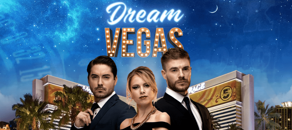 Uskalla unelmoida upouudella Dream Vegas Casinolla