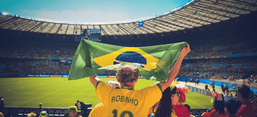 Jalkapallon MM-kisat 2018: nettikasinoiden kultakaivos?