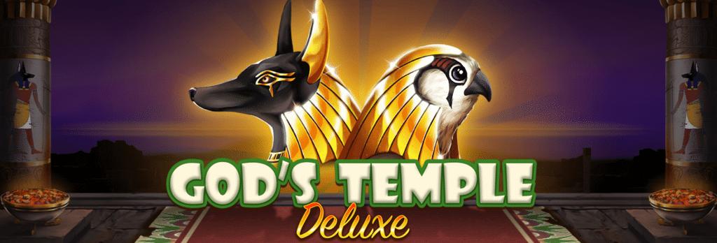 Gods Temple Deluxe Booongo