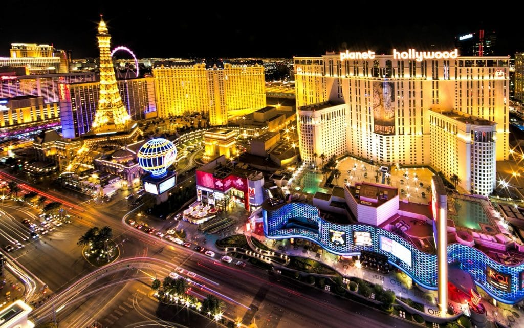 Las Vegas kasino