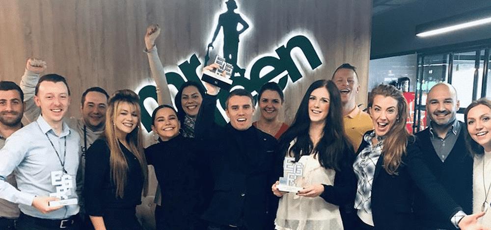EGR Nordic Awards: tässä ovat vuoden voittajat