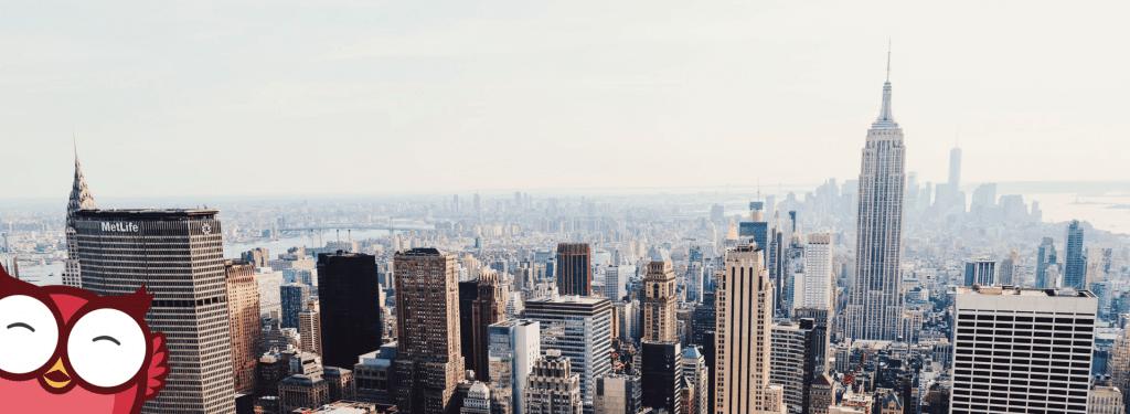Voita matka New Yorkiin ja osasi 30 000 €:n potista