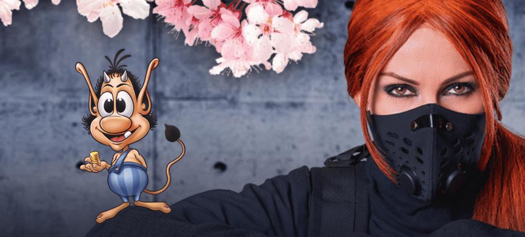Ole ninja & voita osasi 10 000 € potista