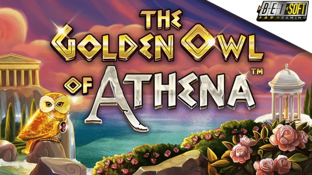 The Golden Owl of Athena - Betsoft