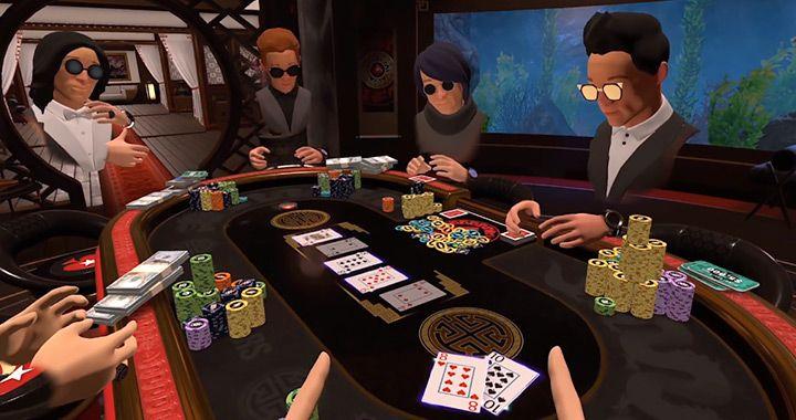 PokerStars VR lanseerataan maailmanlaajuisesti