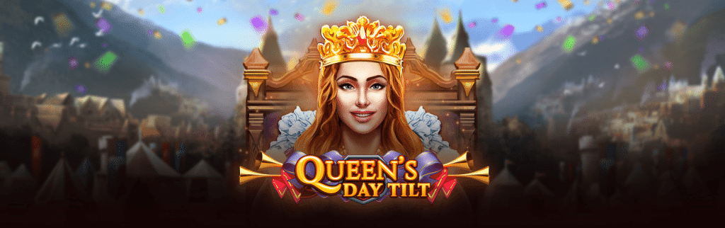 Viikon slottiuutiset: Queen's Day Tilt & Shogun of Time