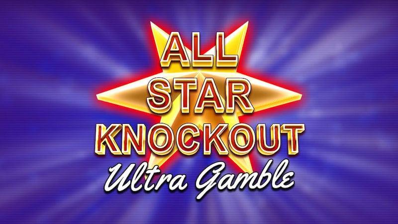 Slots All Star Knockout Ultra Gamble Yggdrasil Logo