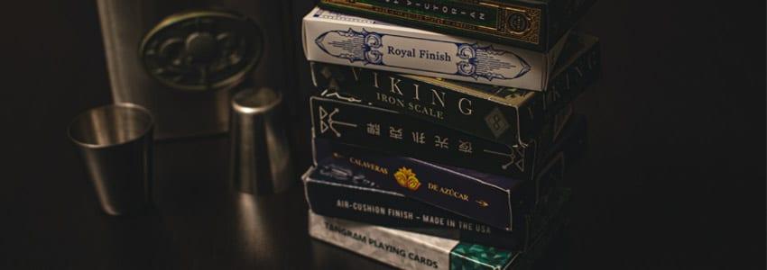 カジノをテーマとした書籍を紹介