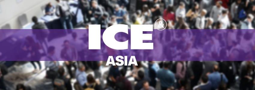 第1回ICEアジア、イベントの延期によりデジタルへ