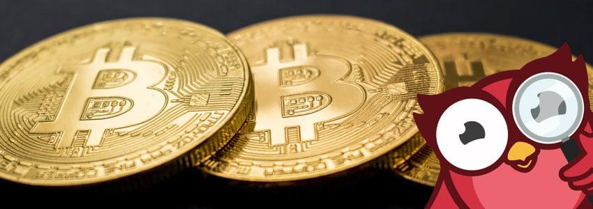 オンラインカジノで利用できる仮想通貨を紹介
