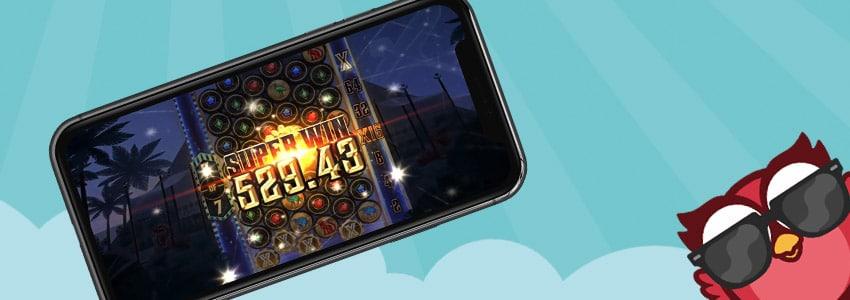 オンラインカジノはモバイルからの利用が人気
