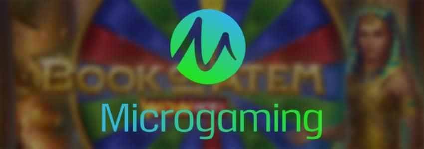 マイクロゲーミングの9月の最新ジャックポット機能付きゲームを紹介