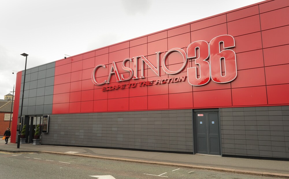 Casino 36 to Undertake Extra Training After Responsibility Failures