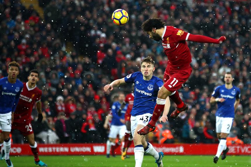 Pre-game: Everton – Liverpool