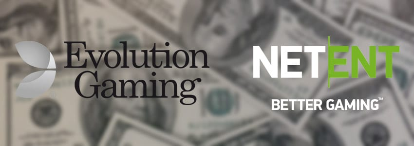NetEnt Releases Statement Regarding Evolution Gaming Offer
