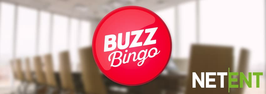 NetEnt Links Up with Buzz Bingo in the UK