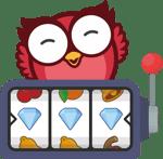 CasinoWings plays slots