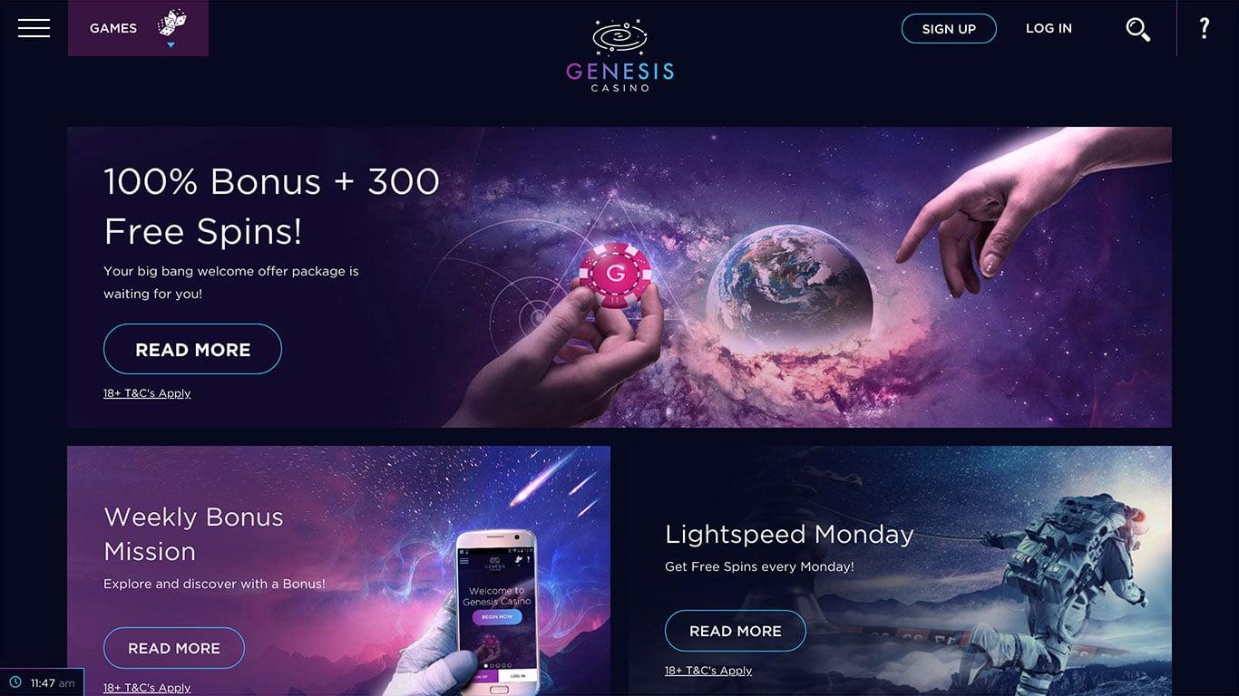 Genesis Casino Review A Trustworthy New Online Casino