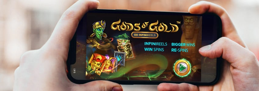 Gambling on Mobiles Gaining in Popularity